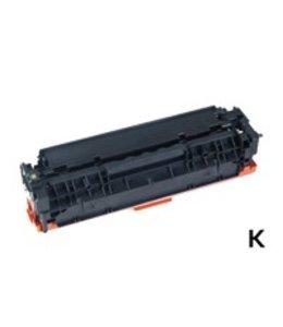 TonerWinkel Huismerk HP CC530A / 304A (3.500 afd.) Toner Zwart