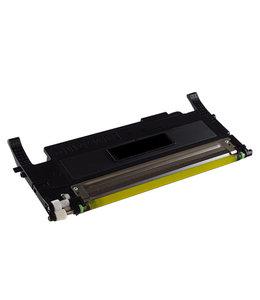 TonerWinkel Huismerk Samsung CLTY404S (CLT-Y404S) Hoge capaciteit Toner Geel (1000 afd.)