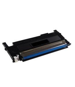 TonerWinkel Huismerk Samsung CLTC404S (CLT-C404S) Hoge capaciteit Toner cyaan (1000 afd.)