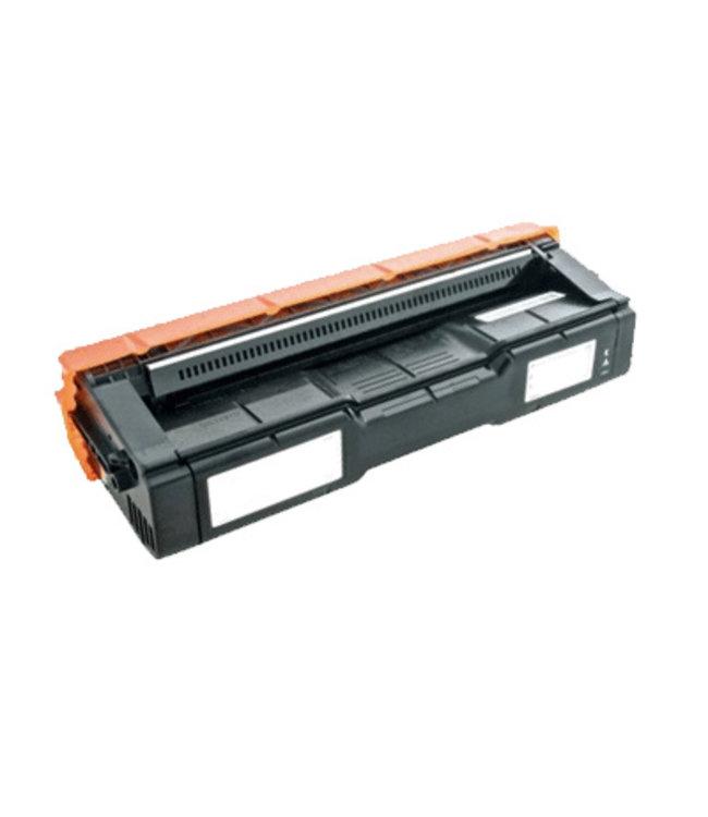 TonerWinkel Huismerk Ricoh SPC250ye (407546) Hoge capaciteit Toner Geel(1600 afd.)