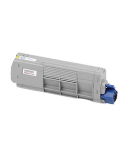 TonerWinkel Huismerk OKI TOMC861ye (44059252) Hoge capaciteit Toner Geel (10.000 afd.)