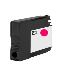 TonerWinkel Huismerk HP F6U17AE (HP 953XL) Hoge capaciteit Inkt Magenta (1.600 afd.)