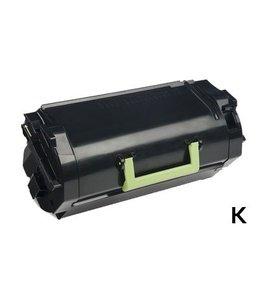 TonerWinkel Huismerk Lexmark (52D2H00) Toner zwart (25000afd.)