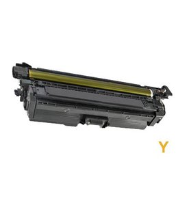TonerWinkel Huismerk HP (CE342A) Toner geel (16000afd.)