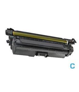 TonerWinkel Huismerk HP (CE341A) Toner cyaan (16000afd.)
