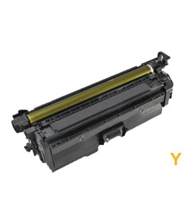 TonerWinkel Huismerk geel (HP (CF322A) Toner geel (16500afd.)) Toner 16500 (CF322Aafd.)