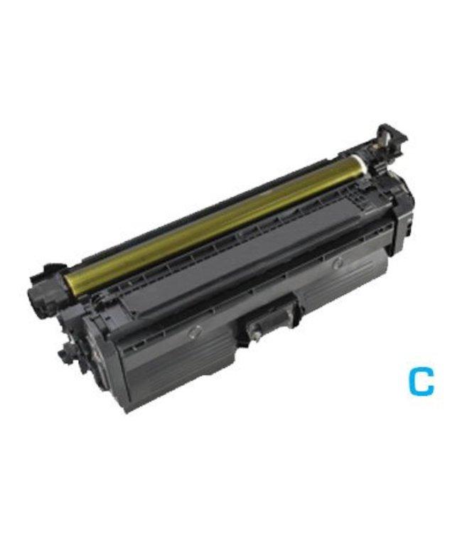 TonerWinkel Huismerk cyaan (HP (CF321A) Toner cyaan (16500afd.)) Toner 16500 (CF321Aafd.)