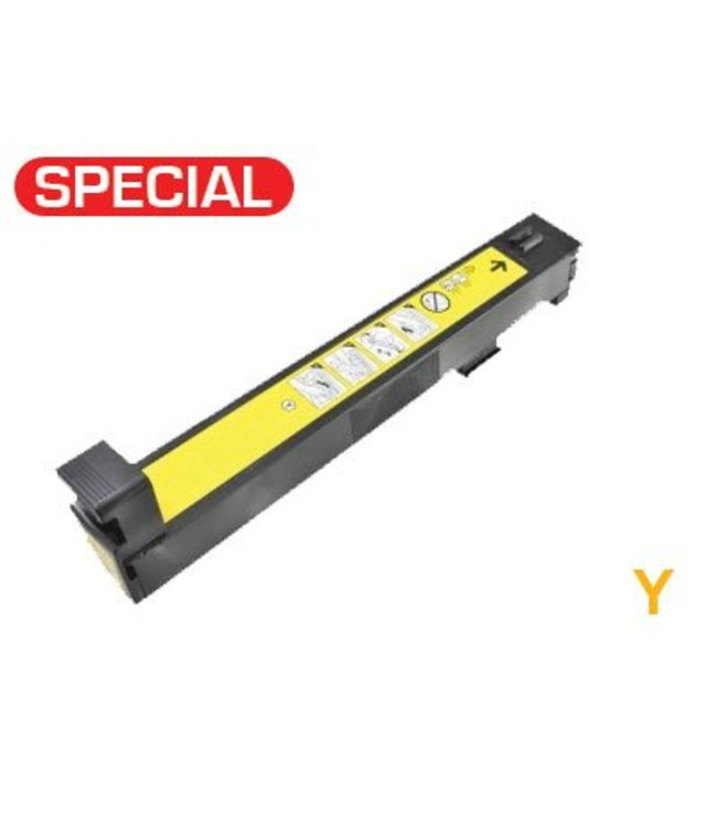 TonerWinkel Huismerk geel (HP (CB382A) Toner geel (21000afd.)) Toner 21000 (CB382Aafd.)