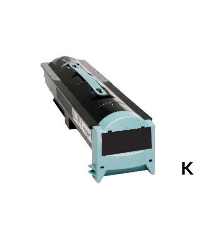 TonerWinkel Huismerk zwart (Lexmark (X860H21G) Toner zwart (35000afd.)) Toner 35000 (X860H21Gafd.)