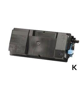 TonerWinkel Huismerk Kyocera (1T02NX0NL0) Toner zwart (14500afd.)