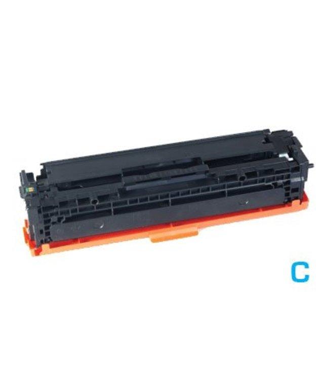 TonerWinkel Huismerk cyaan (HP (CF401X) Toner cyaan (2300afd.)) Toner 2300 (CF401Xafd.)