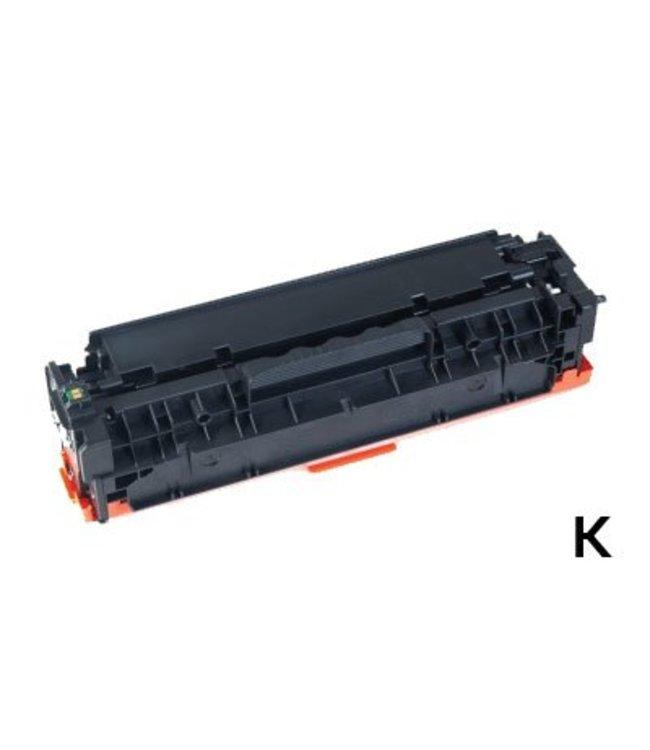TonerWinkel Huismerk zwart (HP (CF380X) Toner zwart (4400afd.)) Toner 4400 (CF380Xafd.)