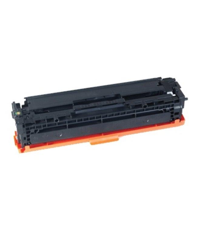 TonerWinkel Huismerk zwart (HP (CF400X) Toner zwart (2800afd.)) Toner 2800 (CF400Xafd.)
