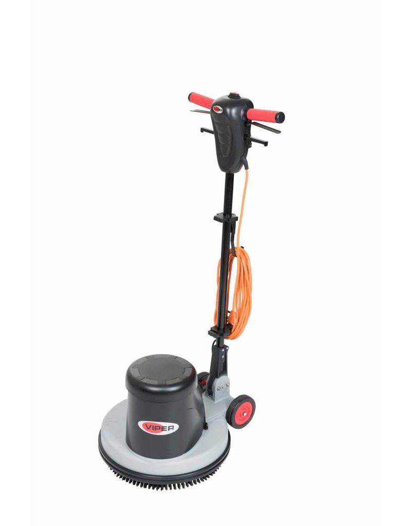 Viper HS 350 highspeed Eenschijfsmachine HS 350 highspeed Eenschijfsmachine   220 - 240 Volt - 1800 Watt. Werkbreedte 43CM
