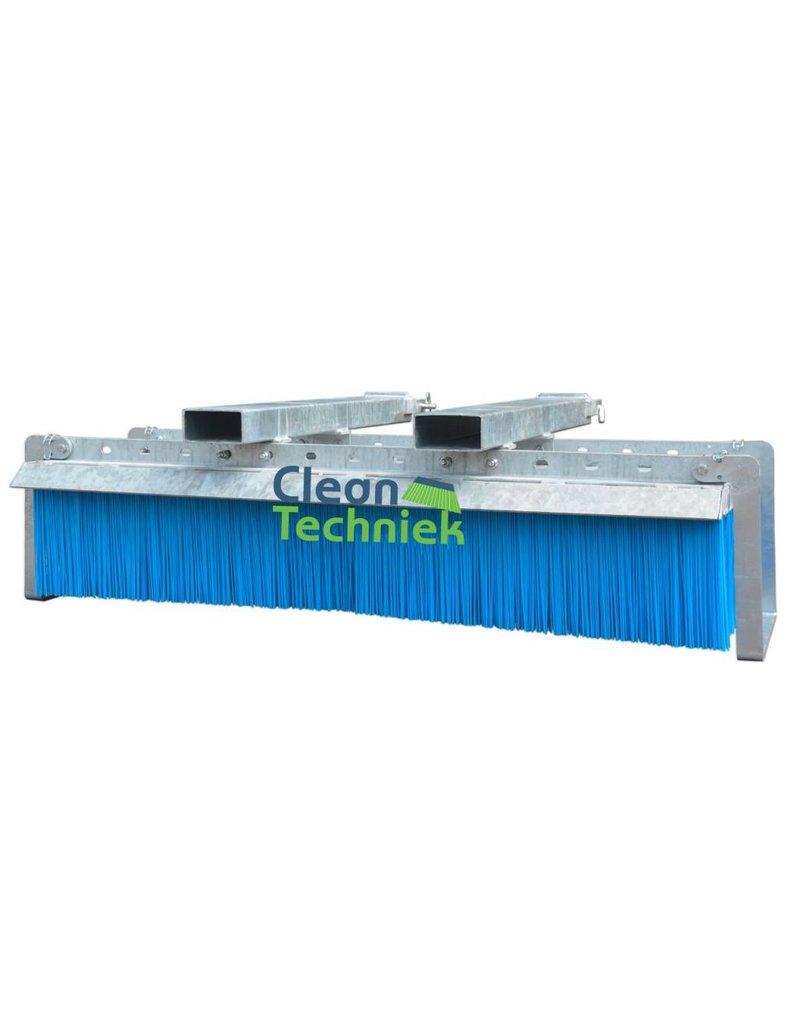 Cleantechniek Vaste Heftruckveger voor heftruck, wiellader (shovel) of tractor - 150 cm -