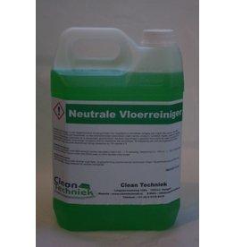 Cleantechniek Neutrale Vloerreinigingsmiddel