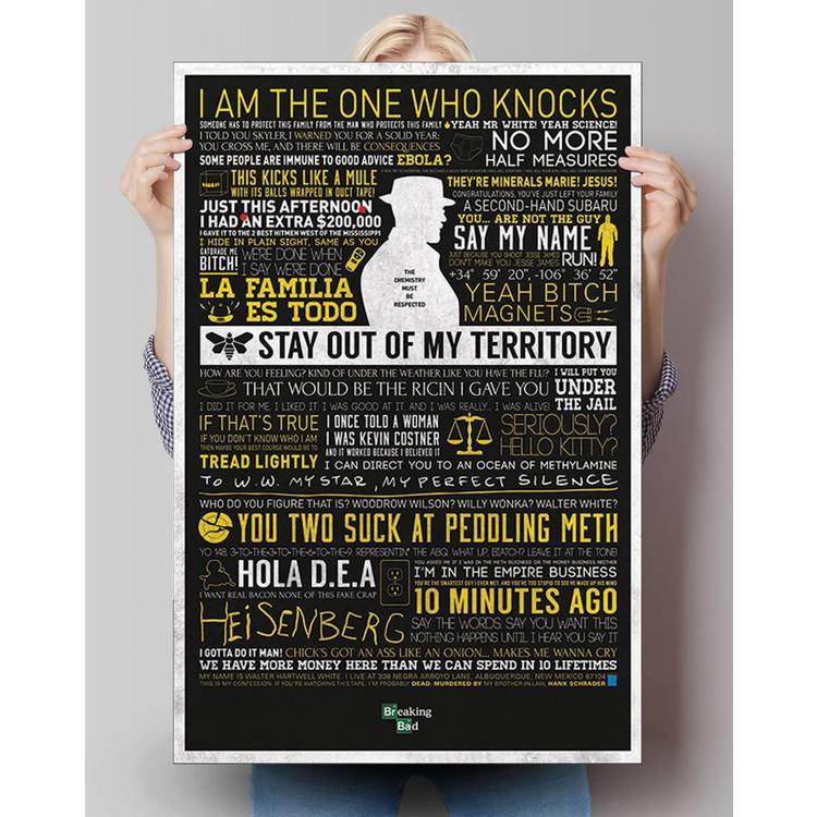 Breaking Bad  - Poster 61 x 91.5 cm