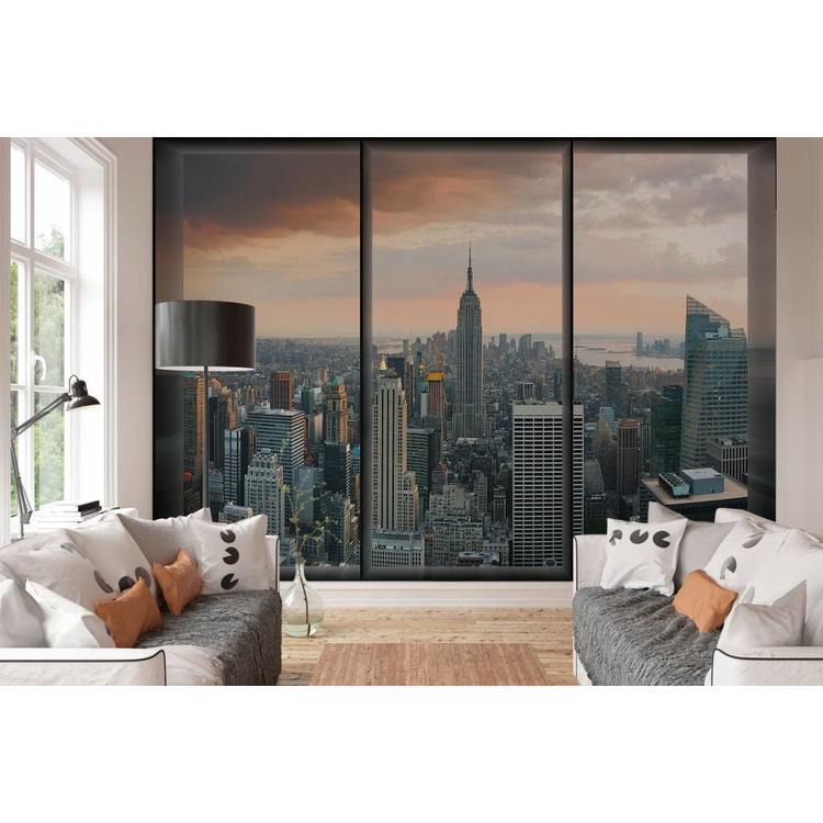 New York  - Fotobehang 368 x 254 cm