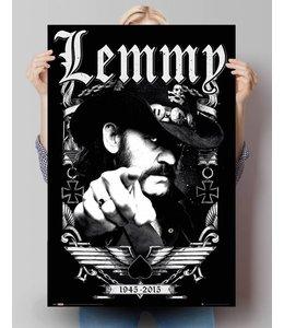 Poster Motorhead Lemmy