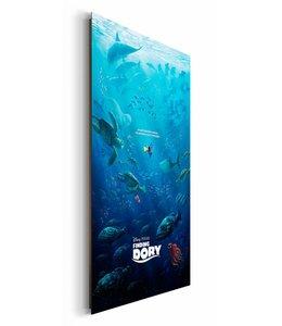 Schilderij Finding Dory