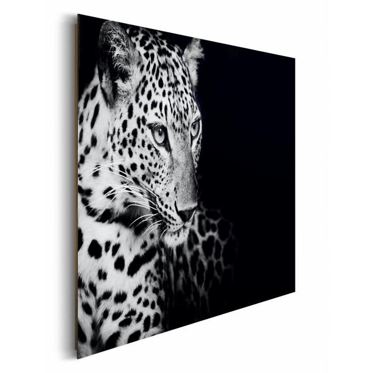 Luipaard  - Schilderij 90 x 60 cm