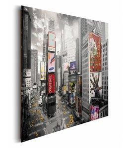 Schilderij New York Times Square