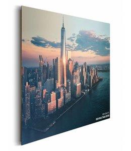 Schilderij New York