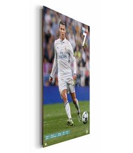 Schilderij Cristiano Ronaldo