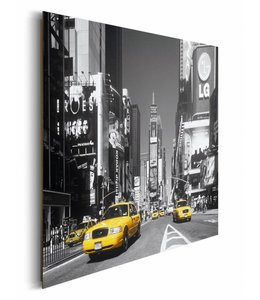 Schilderij New York taxis