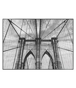 Schilderij Brooklyn Bridge