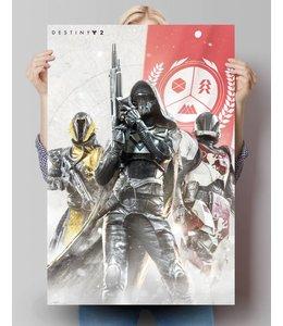 Poster Destiny 2 - Figuren