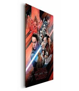 Schilderij Star Wars 8
