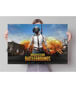Poster PlayerUnknown's Battlegrounds