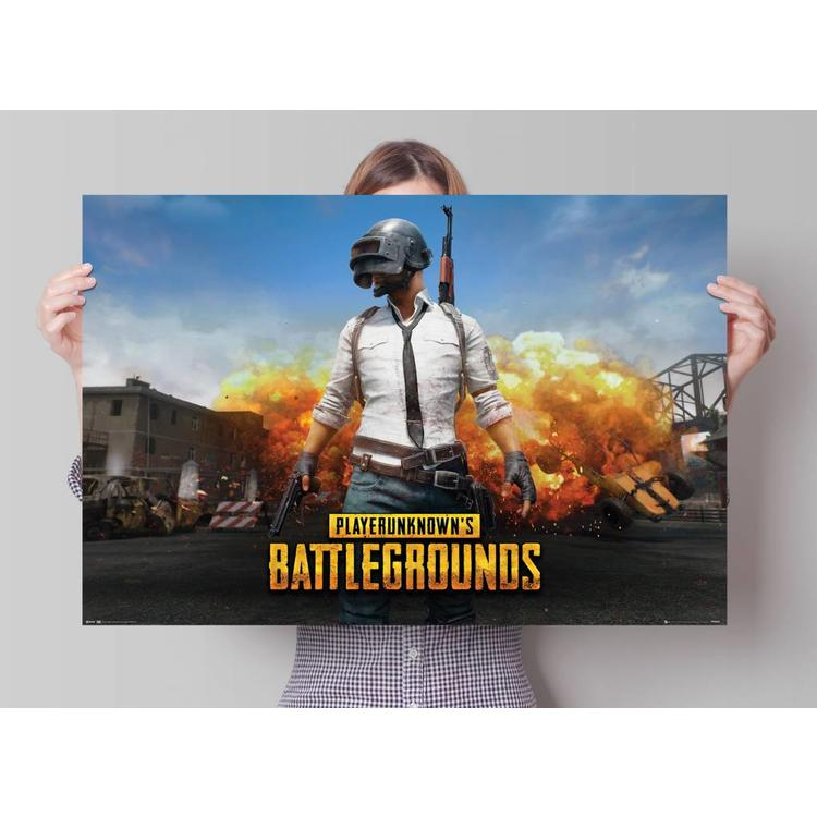 PlayerUnknown's Battlegrounds - Poster 91.5 x 61 cm