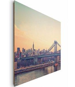 Schilderij New York Brug