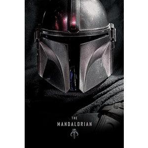 Poster Star Wars The Mandalorian