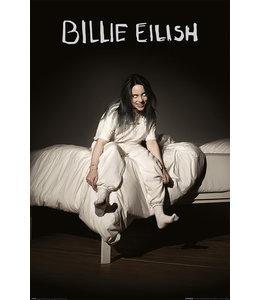 Poster Billie Eilish When We All Fall Asleep, Where Do We Go?