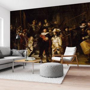 Fotobehang De Nachtwacht Rembrandt van Rijn - Oude Meesters - Rijksmuseum