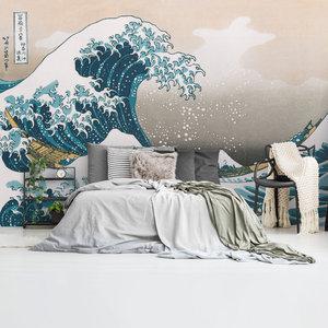 Fotobehang Grote Golf  Zee - Woeste golven