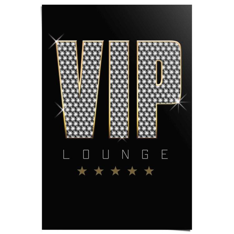 Vip Lounge  - Poster 61 x 91.5 cm