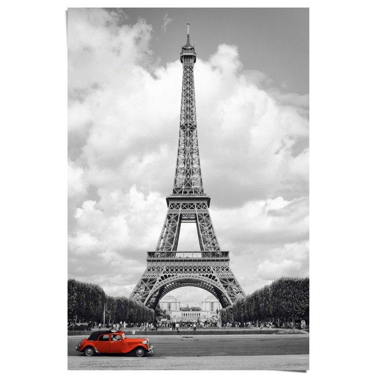 Parijs  - Poster 61 x 91.5 cm