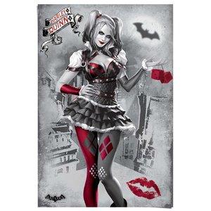 Poster Batman Arkham Knight Harley Quinn