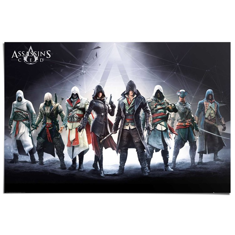 Assassin's Creed  - Poster 91.5 x 61 cm