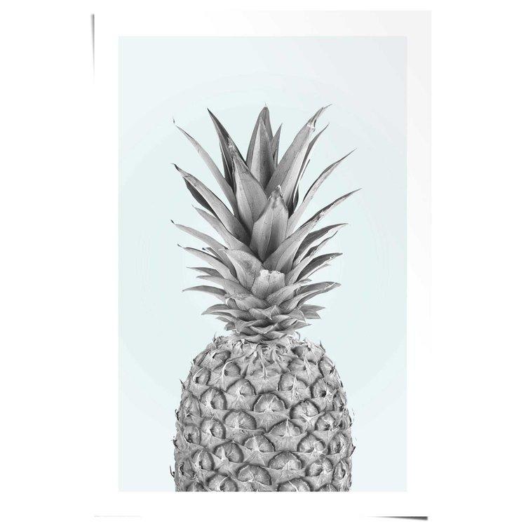 Ananas  - Poster 61 x 91.5 cm