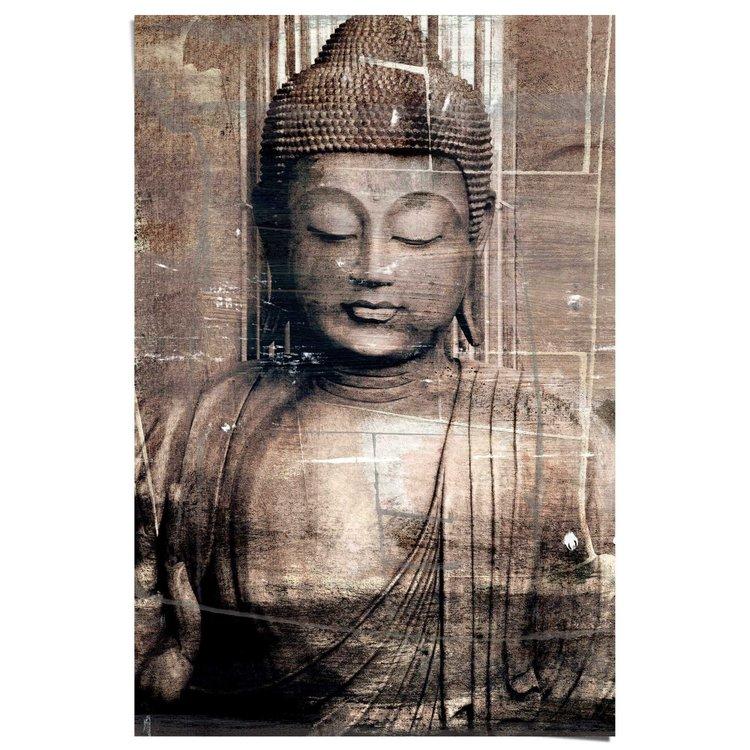 Boeddha  - Poster 61 x 91.5 cm