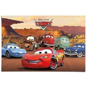 Poster Disney Cars figuren