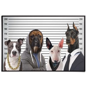Poster Most Wanted Dogs