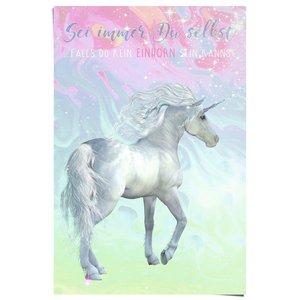 Poster Eenhoorn
