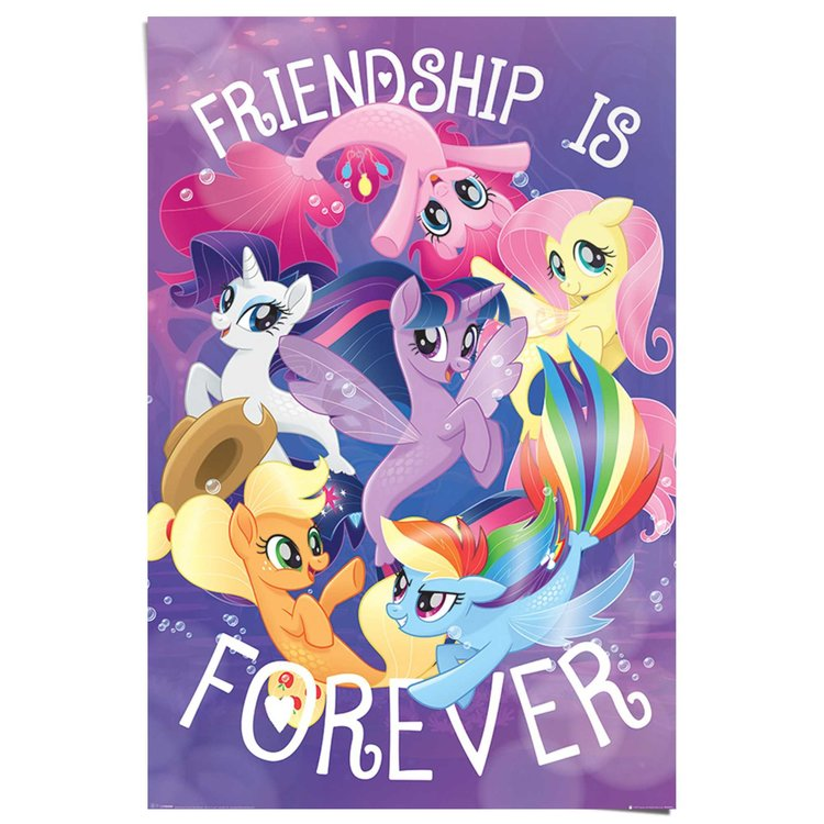 My Little Pony - Friendship Forever  - Poster 61 x 91.5 cm