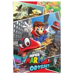 Poster Super Mario - Odyssey